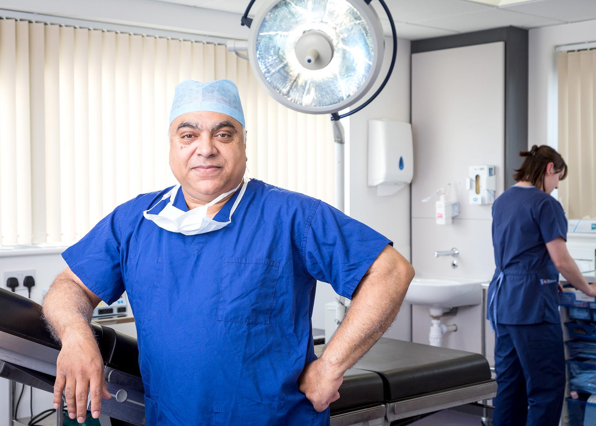 Bespoke Healthcare IOM Surgery